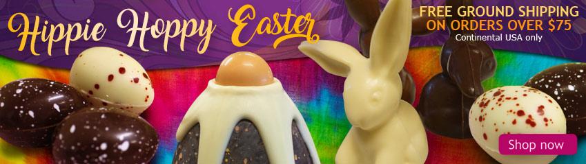 Hippie Happy Easter